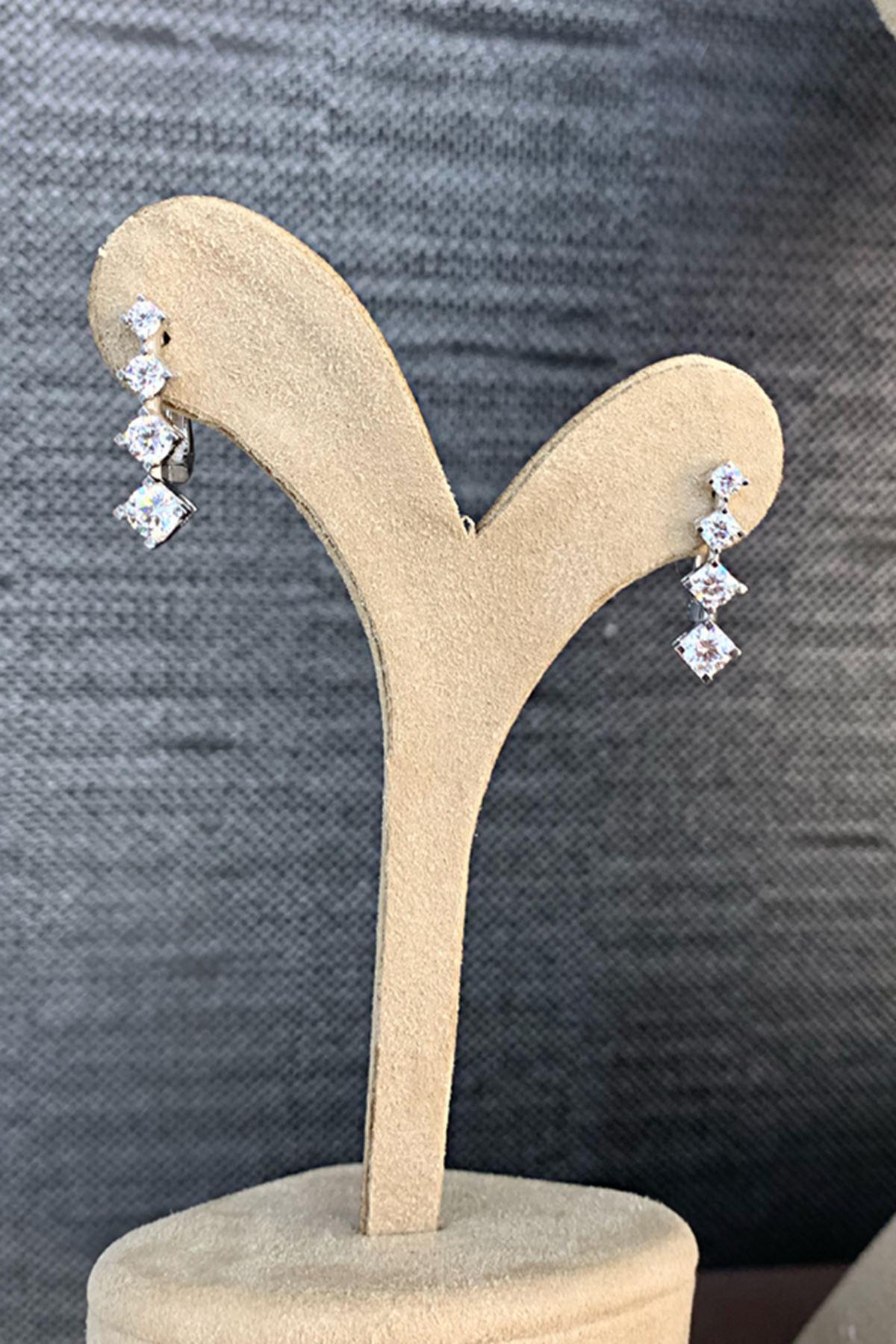 Pırlanta Montörlü Altın Düğün Takı Seti SET0003