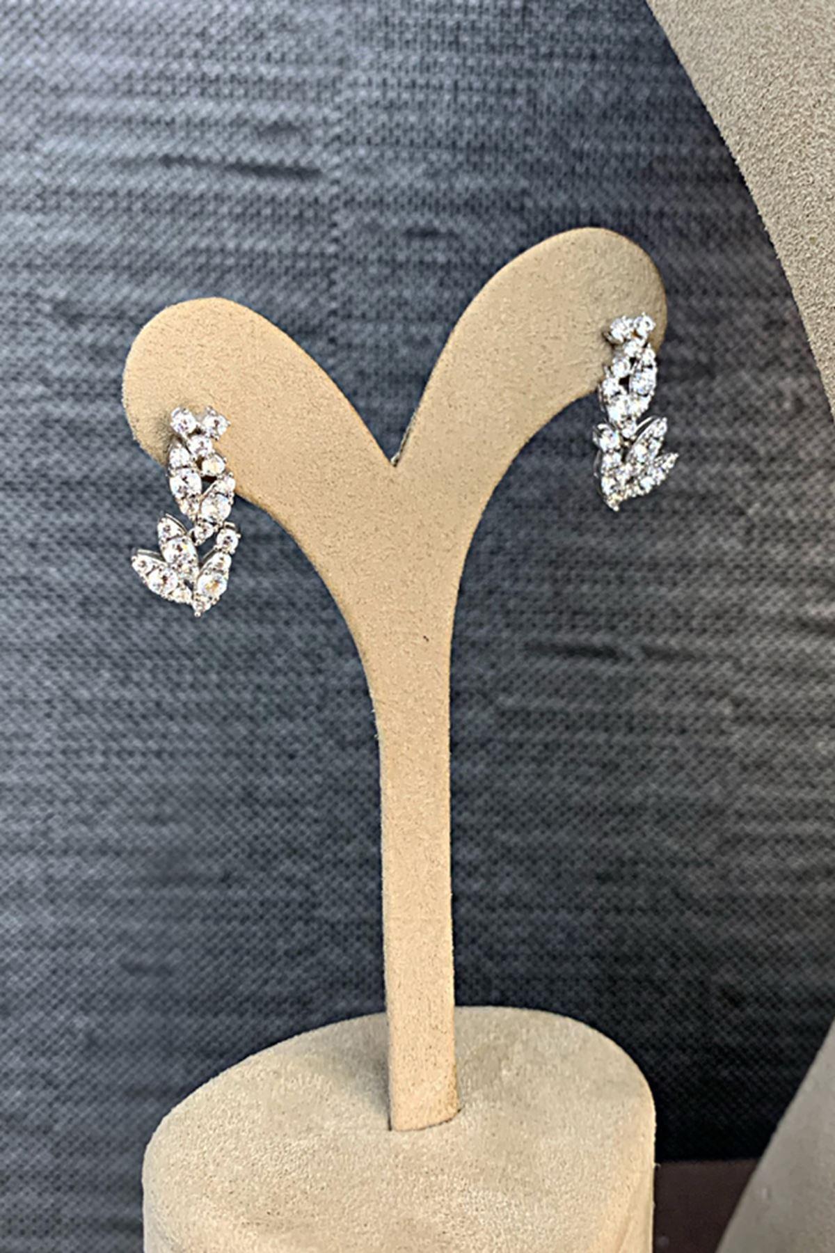 Pırlanta Montörlü Altın Düğün Takı Seti SET0002