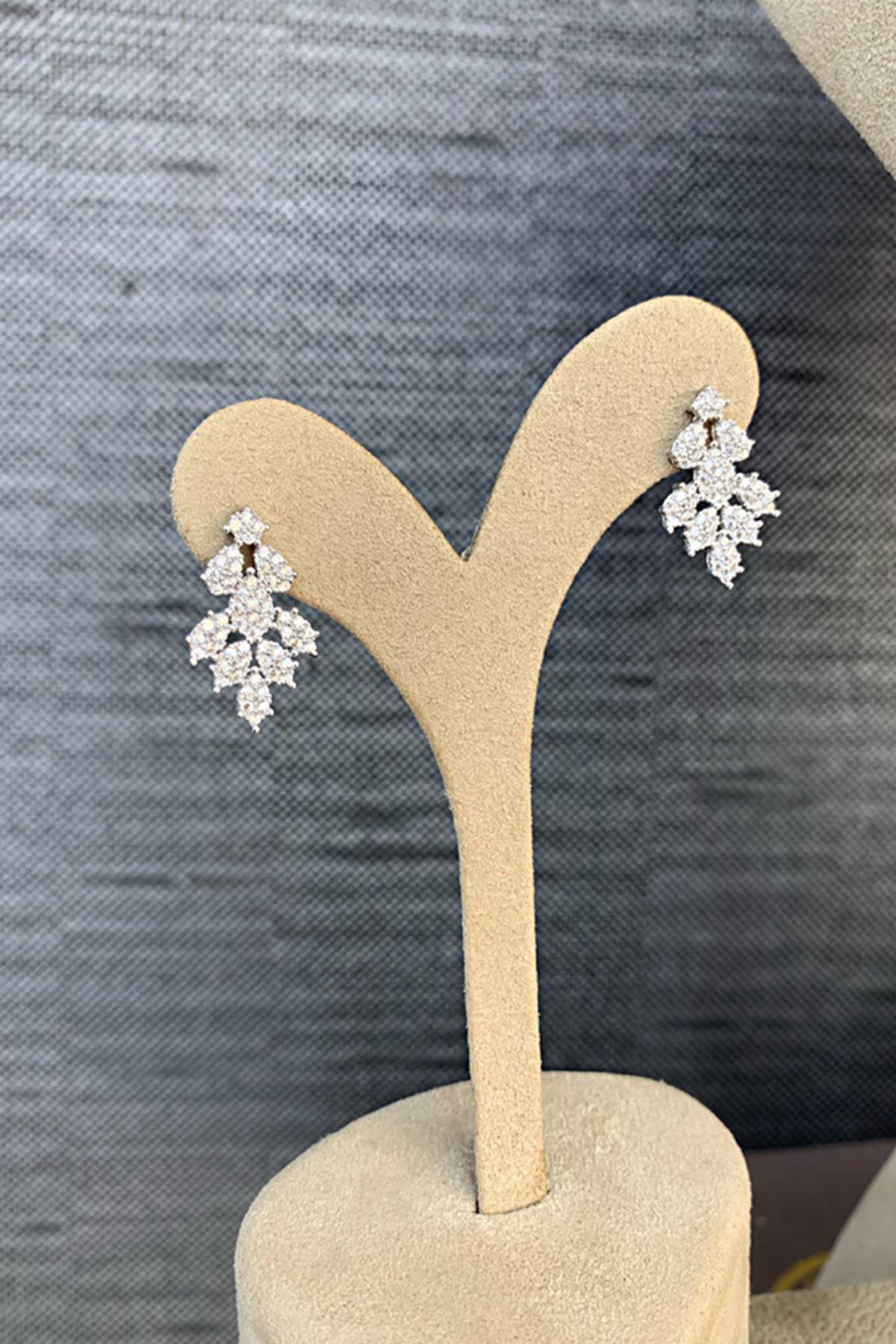 Pırlanta Montörlü Altın Düğün Takı Seti SET0001