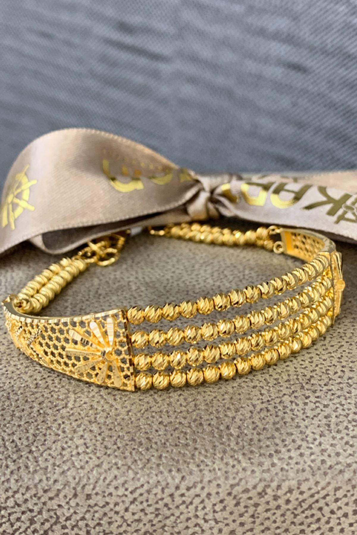 Altın Dorika Kelepçe 220003