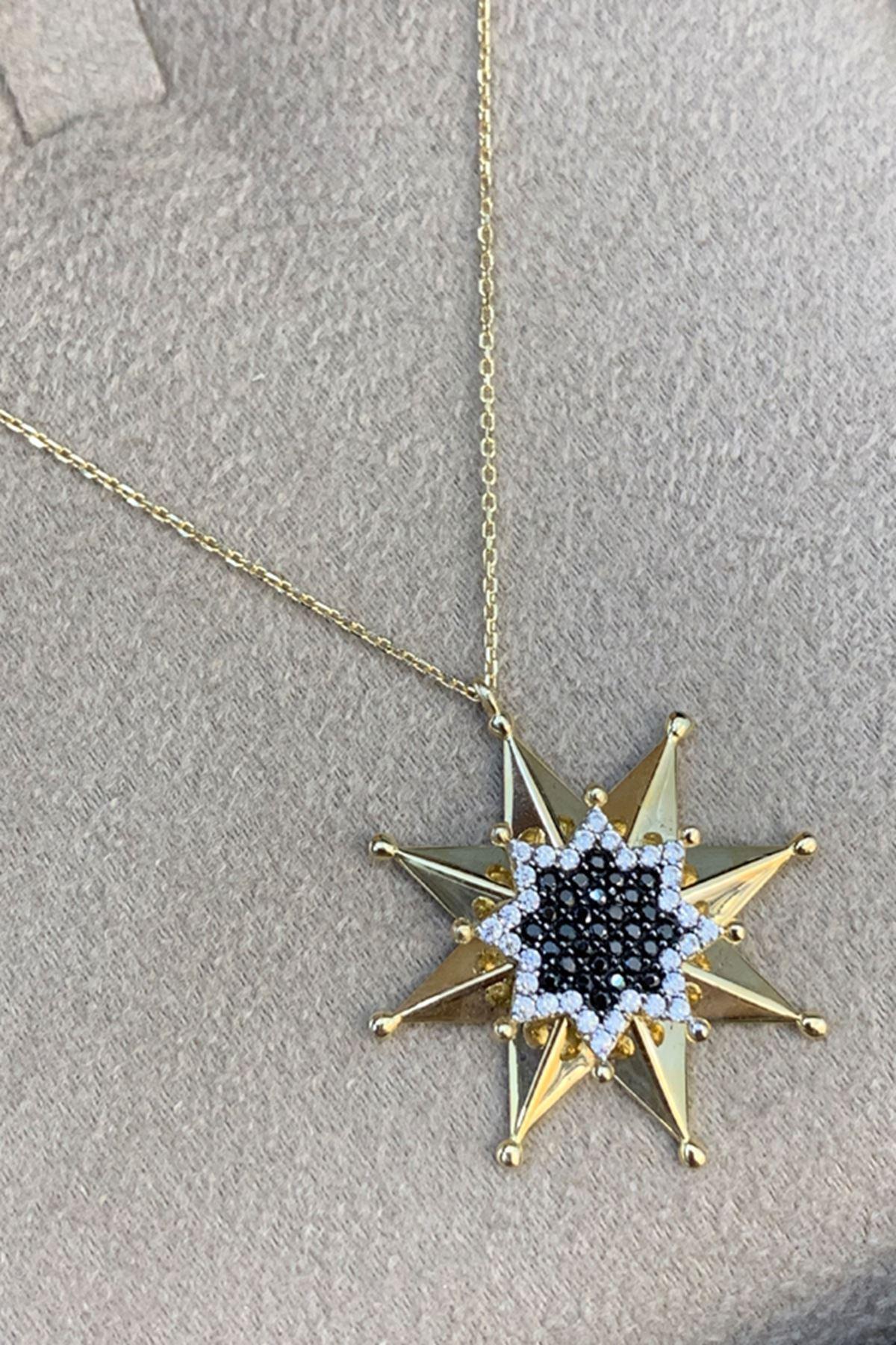 Yıldız Altın Kolye KL0061