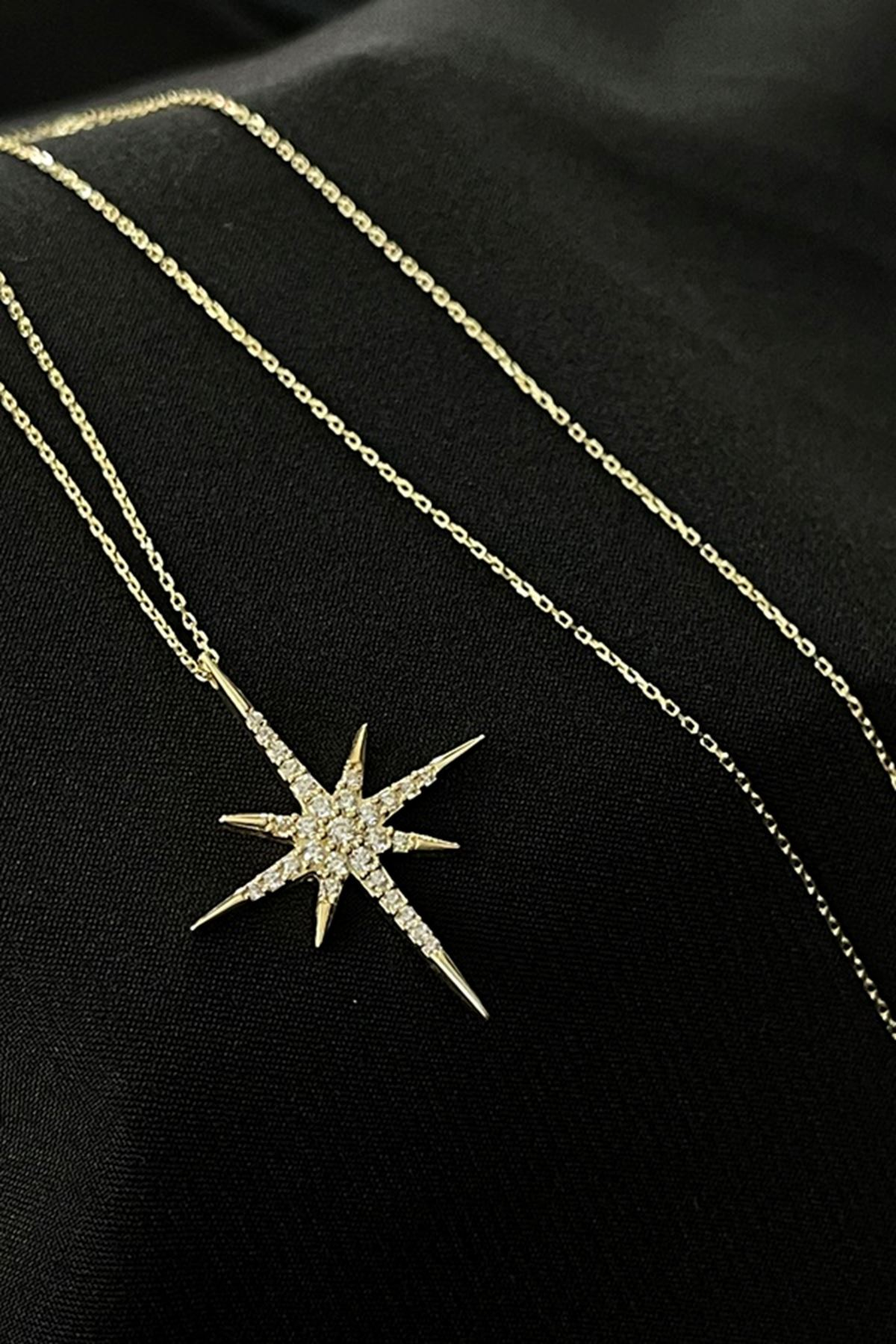 Yıldız Kolye KL0238