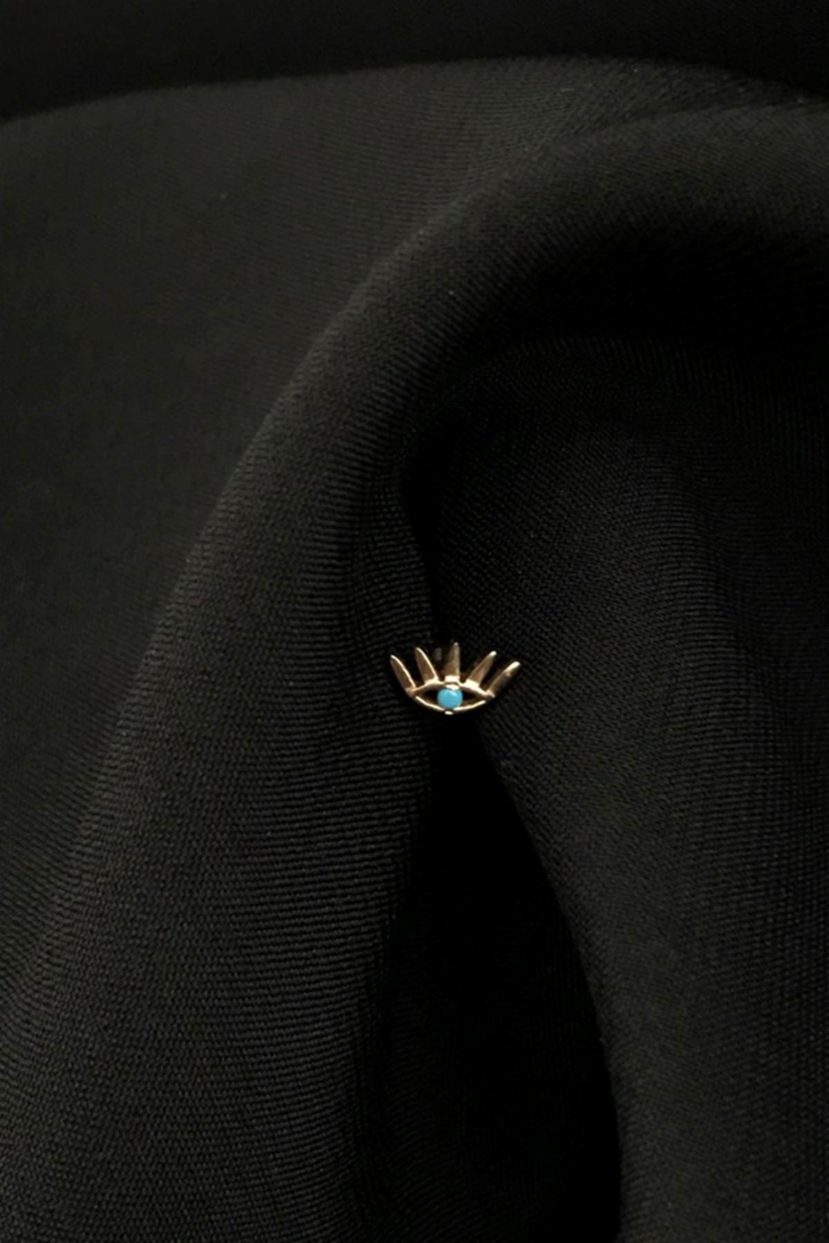 Mavi Göz Tragus TRG0010