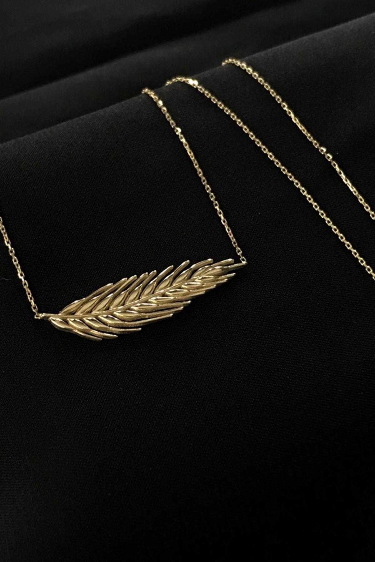 Buğday Kolye 8A0015